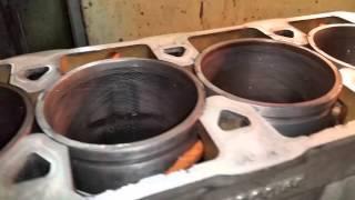 Rover75 1,8 Замена прокладки под голову своими руками. Двигатель