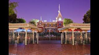 Disneyland Esplanade Area Music Loop (2017-Present)