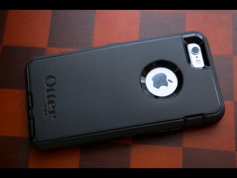 iPhone 6 Otterbox Defender Case - Stop Bendgate! - YouTube