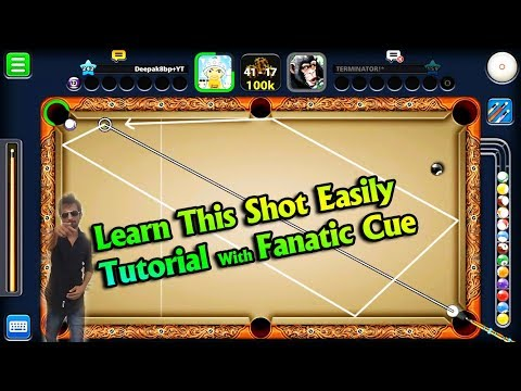 8 Ball Pool Learn Very Complex Shots!How To Do Complex Trickshots With Fanatic Cue -Ep7 Nagar Palika