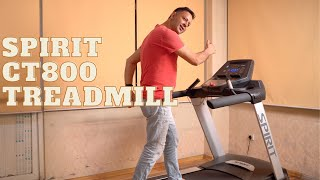 Spirit CT800 Treadmill Home & Commercial Fitness Equipment Review || Lokesh Oli