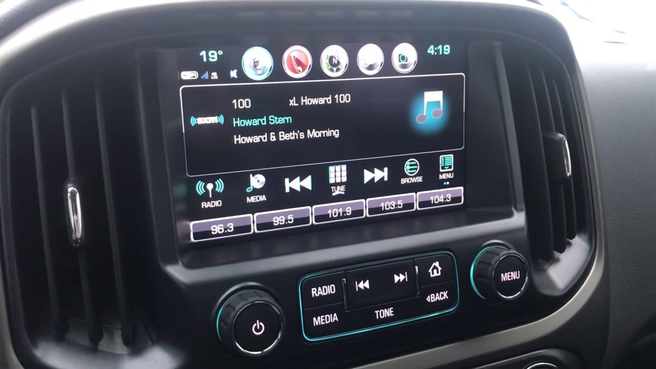 How to reset your 2018 Chevrolet MyLink Radio by Johnny Albomonte