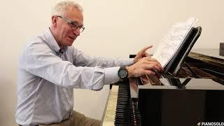 Concetti di Biomeccanica pianistica - Ottave spezzate Vol.8