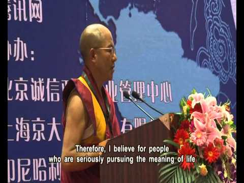 Reflections on Charity, Khenpo So Dargye