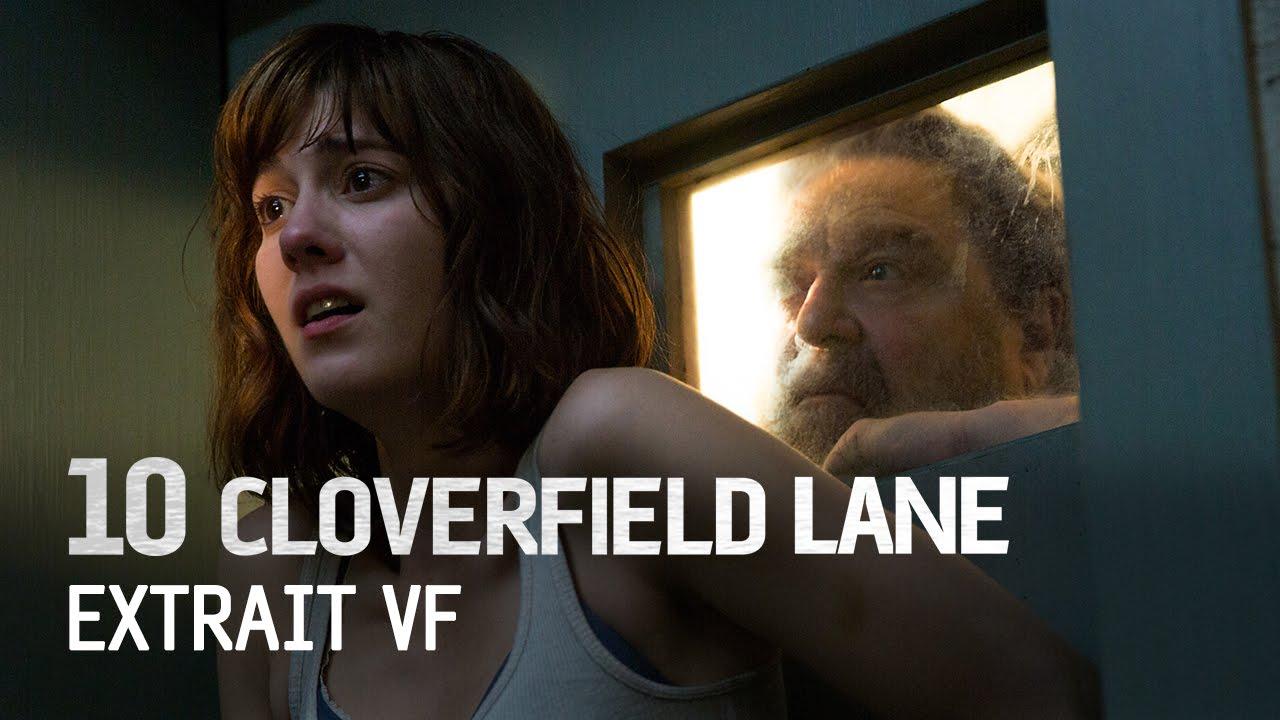 10 CLOVERFIELD LANE - Extrait (VF)