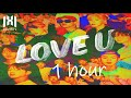 Lagu Monsta X (몬스타엑스) – LOVE U 1 HOUR