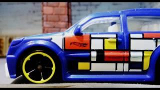 ホットウィール ブーム・ボックス/Hot Wheels BOOM BOX (HW ART CARS)