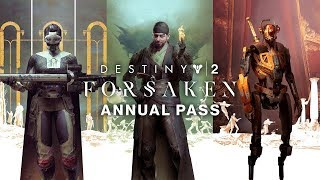 Destiny 2: Forsaken – The Road Ahead ViDoc [ASIA]