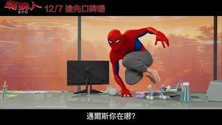 【蜘蛛人:新宇宙】正式預告
