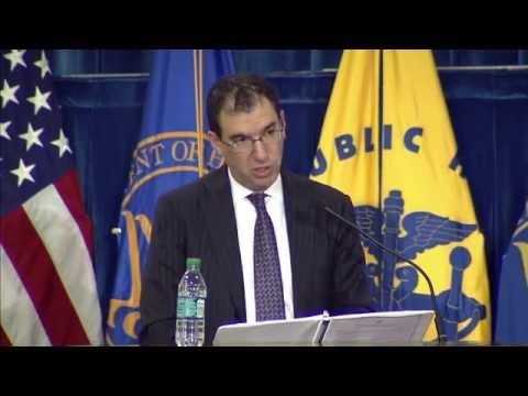 Andy Slavitt Presents at HHS Pharmaceutical Forum - YouTube