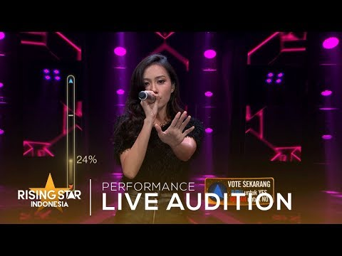 Ratih Pradnyaswari - Best Mistake | Live Audition 6 | Rising Star Indonesia 2019