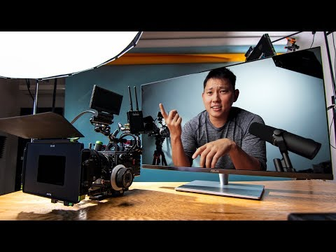 Photo & Video Editing Monitors??? ¯\_(ツ)_/¯  | FilmMaker Buyers Guide