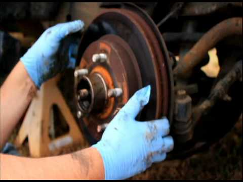 2002 Chevy Tahoe Front Right Axle Seal How To Replace Doovi