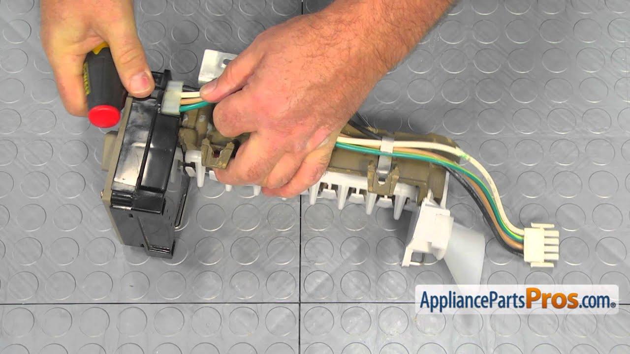 Refrigerator Ice Maker Wiring Harness part WPD7813010
