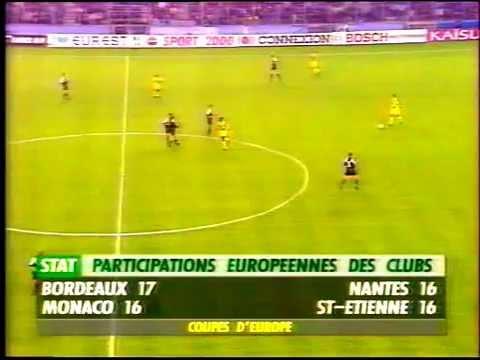 Nantes 2-0 Tekstilshchik Kamyshin {18.10.1994}