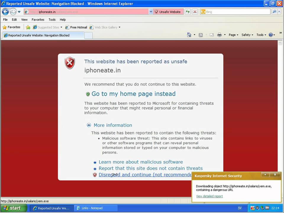 kaspersky internet security 2011 testversion