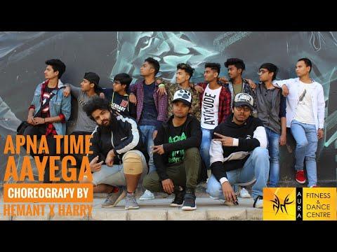 Apna Time Aayega | Choreography | Hemant X Harry