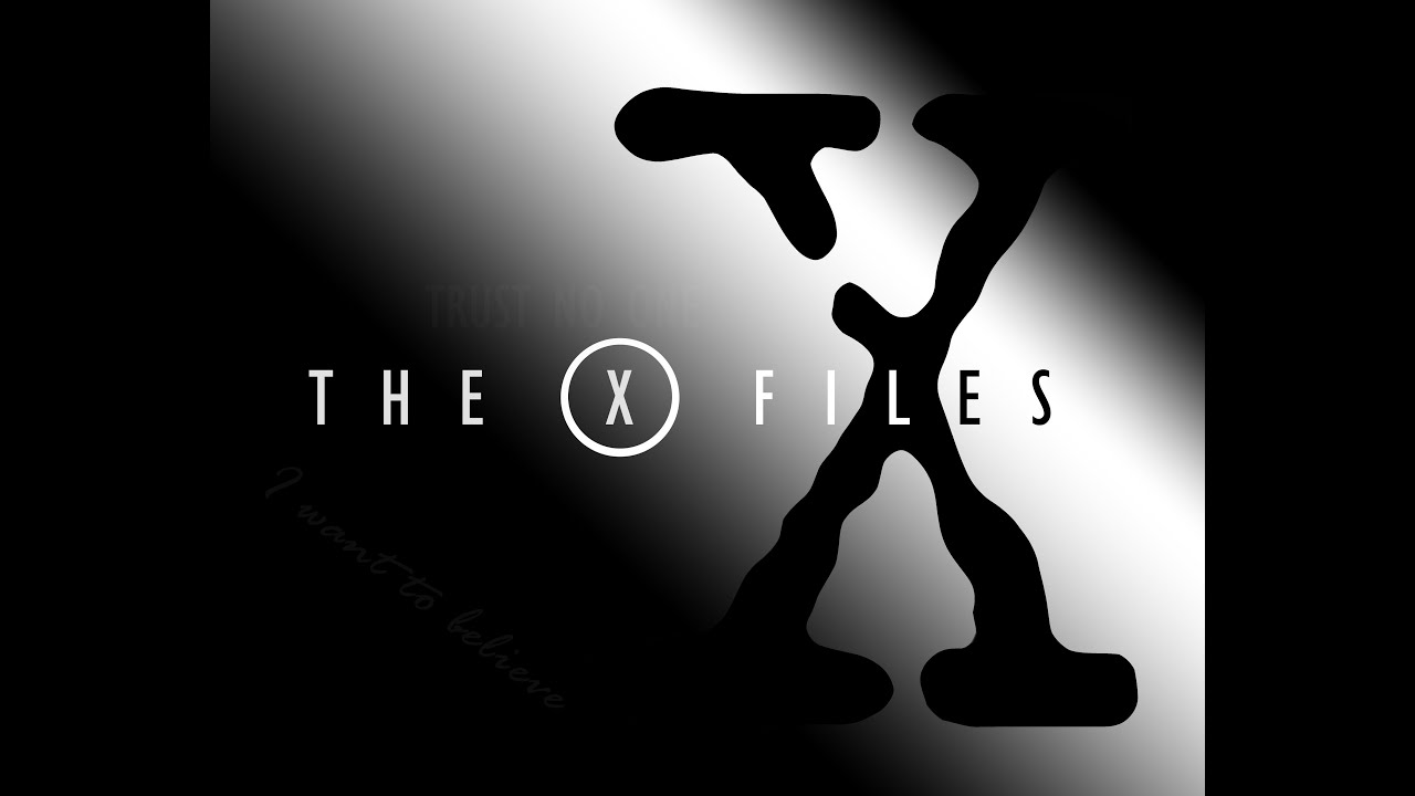 an analysis of the x files Gillian anderson and david duchovny on the set of the new x-files miniseries   that means i could squeeze three x-files episodes into each 24-hour period   get snappy feminist news & analysis straight from bitch to your.