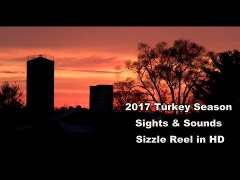 SBO's 2017 Turkey Season Sights & Sounds Sizzle Reel