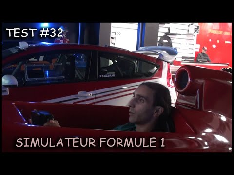 test32 le simulateur de voiture de courses f1 youtube