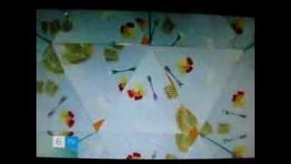 Заставка передачи Доброе утро на Первом канале  в Full HD