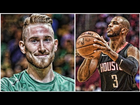 IMPORTANT GORDON HAYWARD UPDATE | CHRIS PAUL ON ROCKETS ISN'T FAIR