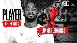USL Championship Player of the Week - Junior Flemmings, Phoenix Rising FC