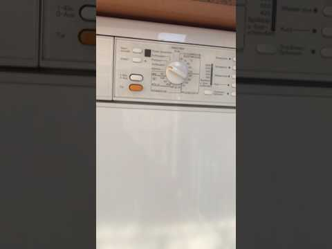 Miele novotronic wt 946 washer dryer up to 1500 rpm