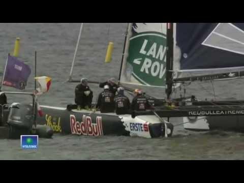 Прямая трансляция - завершающие гонки Extreme 40 в Кардифе