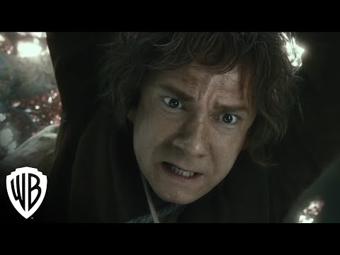 The Hobbit: The Desolation of Smaug Extended Edition - Deleted Scene - Available November 4th