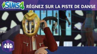 Les Sims 4 Vivre Ensemble : bande-annonce officielle Régnez sur la piste de danse