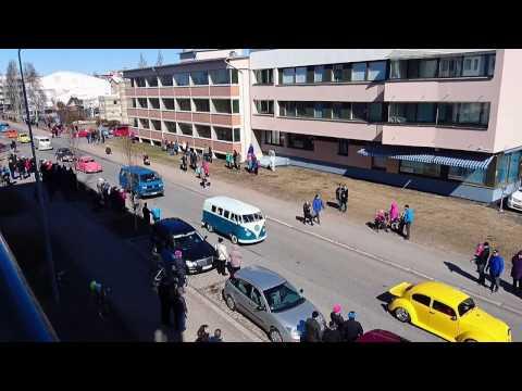 Vappuajot 2017 Oulu
