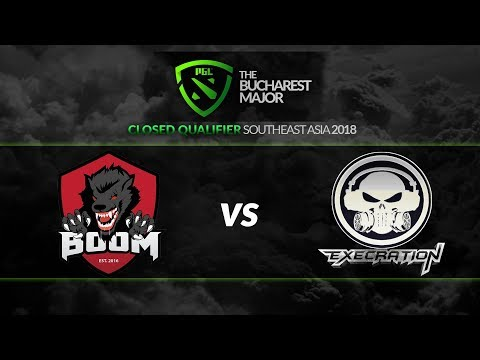 BOOM.ID (ID) vs EXECRATION (PH) (BO3)  @PGL The Bucharest Major - SEA Group Stage Day 1