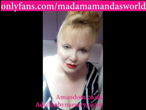 Mummy Amandas lockable adult baby cot !!
