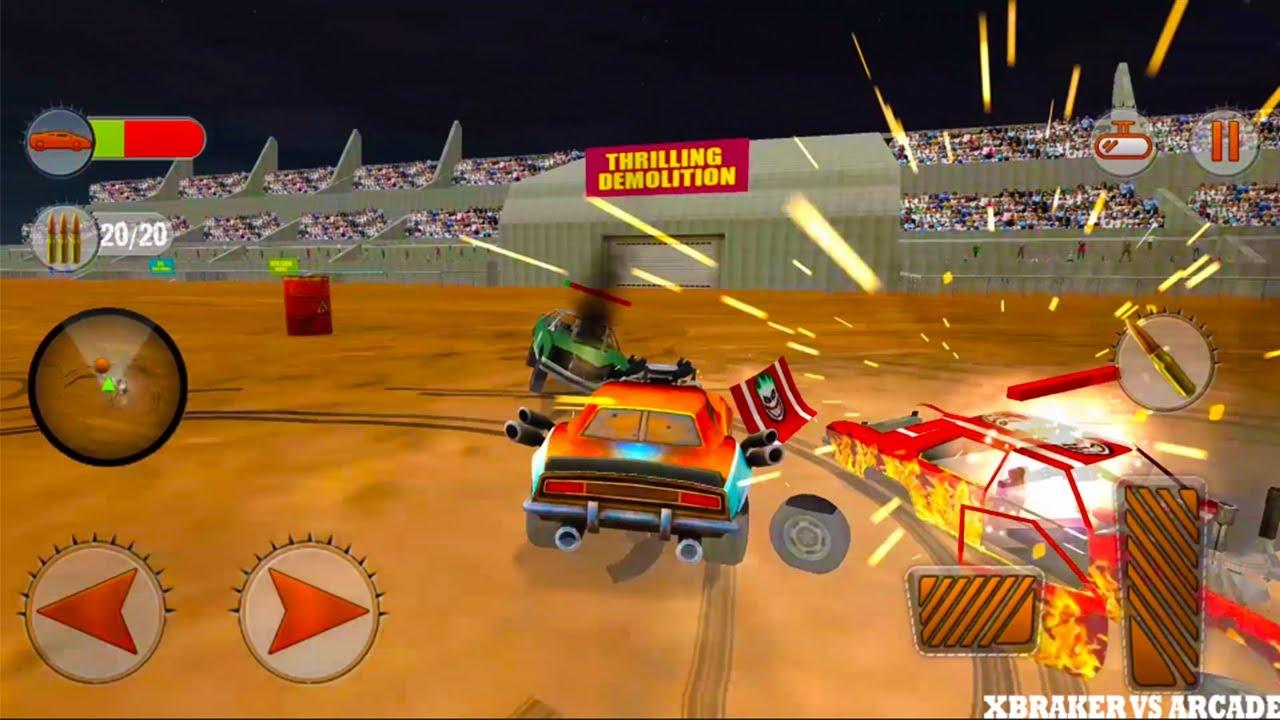 Resultado de imagen para Demolition Derby Real Car Wars
