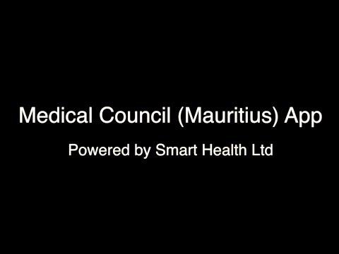Medical Council (Mauritius) App Update