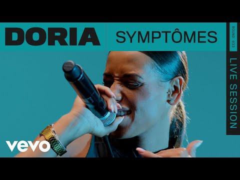 Youtube: Doria – Symptômes (Live) | ROUNDS | Vevo