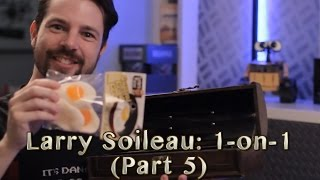 1 on 1 with 6 bullets to hell designer larry soileau part 5 level up rapid fire