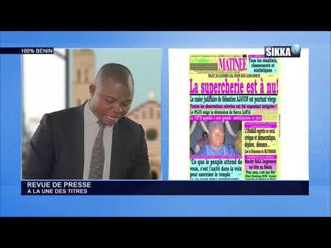 REVUE DE PRESSE BENIN DU 25 02 19