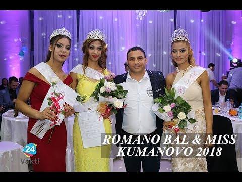 """ROMANO BAL """"VASILICA"""" THAJ MISS KUMANOVO 2018"""