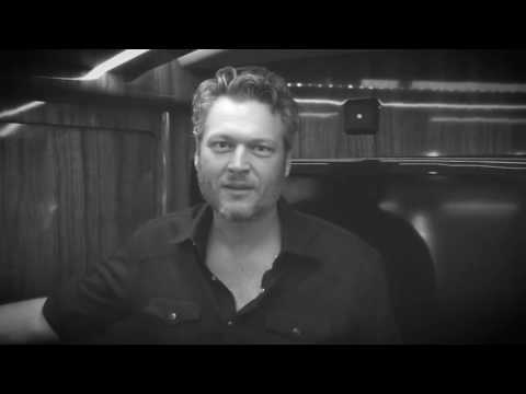 Blake Shelton talks his favorite George Strait #1