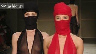 Alexandre Herchcovitch Spring 2013 | FFW Fashion Rio - Brazil Fashion Week | FashionTV