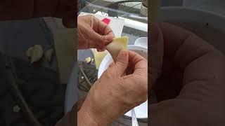 Как лепить пельмени по-тайски