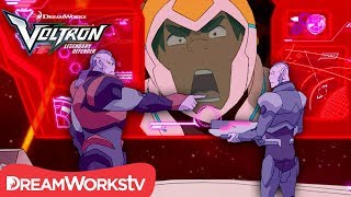 Working With the Galra | VOLTRON: LEGENDARY DEFENDER