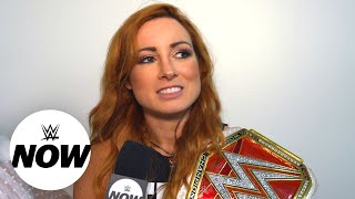 Is Becky Lynch tempted by 24/7 Title at San Diego Comic-Con?: WWE Now