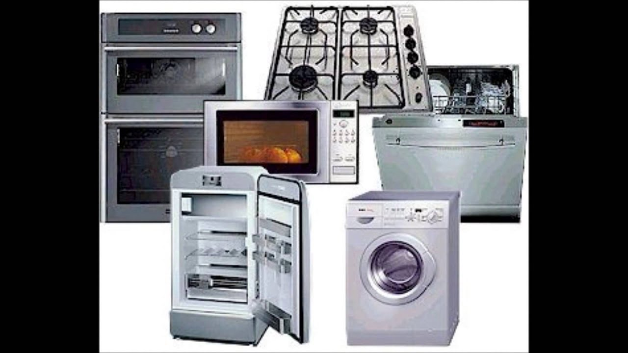 kitchen electric appliances - YouTube