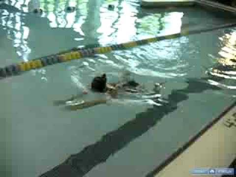 Video Learn How to Swim Breast Stroke 2
