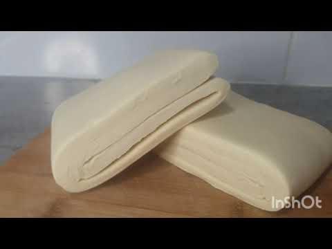 recette-pâte-feuilletée-100%-beurre-وصفة-عجين-مورق
