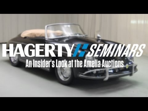Under the Hood - An Insider's Look at the Amelia Auctions   Hagerty Seminar