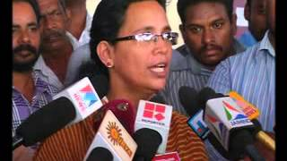 Alappuzha Rmp K K Rama Speech To Media